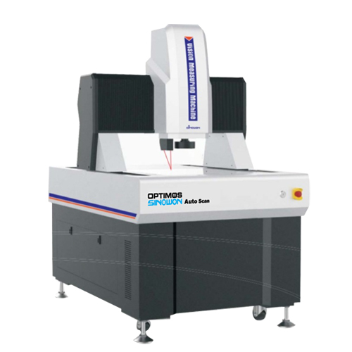 optimos sinowon vision measuring machine laser
