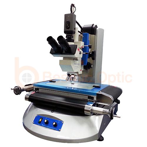 non contact depth measurement microscope kunoh besmicoptic
