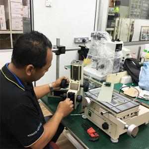 microscope malaysia repair service