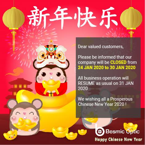 CNY besmic 2020