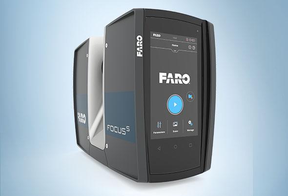 Besmic optic Faro Focus
