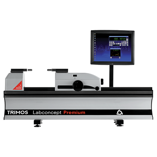 besmic optic, trimos, calibration system