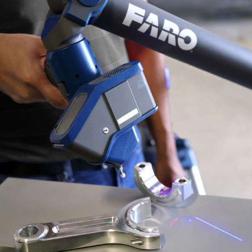 Faro Max Scan Arm